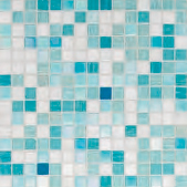 Gladiolo mix 1 | Glass mosaics | Bisazza