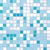Ortensia mix 1 | Glass mosaics | Bisazza