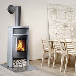 BANDO | Wood burning stoves | Attika Feuer