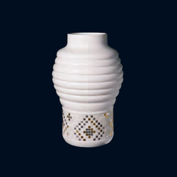 Organic Pixel | Medium Openmichelin | Vases | Bisazza