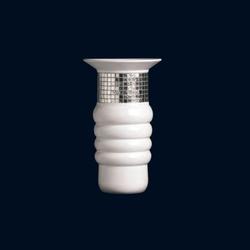 Organic Pixel | White Openmichelin petit | Vases | Bisazza
