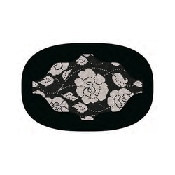 Mosaic Super Ellipse | Winter Flowers | Tables de repas | Bisazza