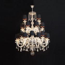 Marie Antoinette 28 bulbs | Ceiling suspended chandeliers | Bisazza