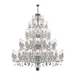 Marie Antoinette 44 bulbs | Ceiling suspended chandeliers | Bisazza