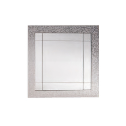 Grand Reflet Carrè white gold | Mirrors | Bisazza
