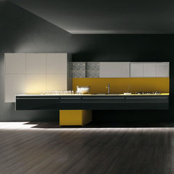 Artematica Vitrum I Ebano | Fitted kitchens | Valcucine