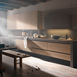 Artematica Olmo Tattile | Fitted kitchens | Valcucine