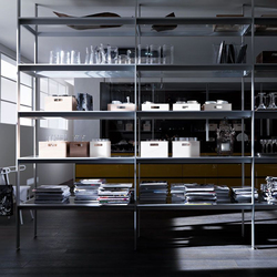 Living Divisum Shelving units | Shelving systems | Valcucine