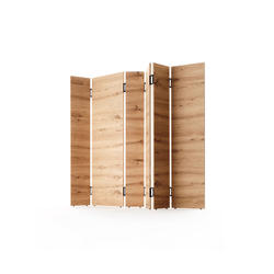 Manhattan Moveable folding screen | Space dividers | Neue Wiener Werkstätte