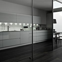 Riciclantica Alluminio I Verniciato Naturale | Cucine a parete | Valcucine