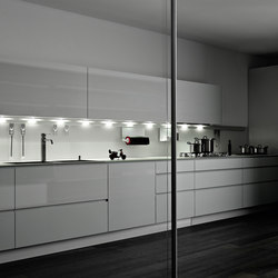 Riciclantica Alluminio I White Lacquered | Fitted kitchens | Valcucine