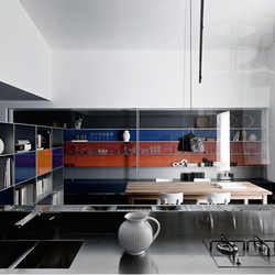 LIVING COLLECTUS WALL PANELLING   Wall Storage Systems From Valcucine |  Architonic
