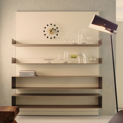Jewel | Shelving systems | Forster Küchen