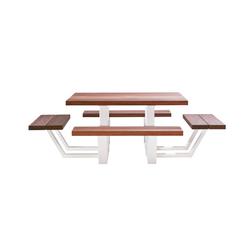 Selezionata di panche e tavoli da esterno arredo urbano - Panche e tavoli da esterno ...