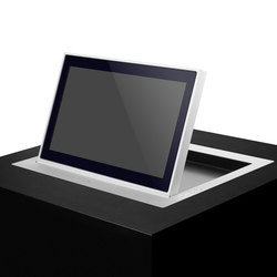 Dynamic1H | Table integrated displays | ARTHUR HOLM