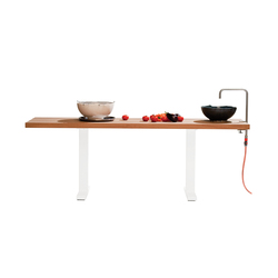 Field Kitchen | Tables mange-debout | CASSECROUTE