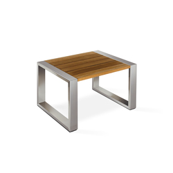 Cima Lounge Mesita 45 | Side tables | FueraDentro