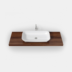 Curva® Surface-mounted bowl SCU | Wash basins | Hasenkopf