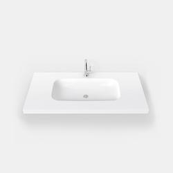 Fontana FCU Curva® 1 | Lavabos | Hasenkopf