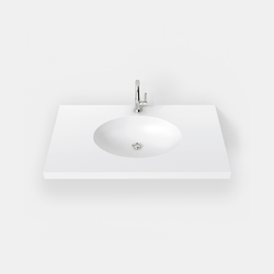 Fontana FO oval shapes | Wash basins | Hasenkopf
