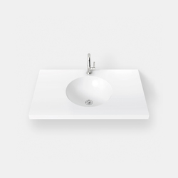 Fontana FR Round shapes | Wash basins | Hasenkopf