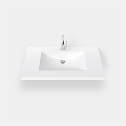 Fontana FW Curved shapes | Wash basins | Hasenkopf