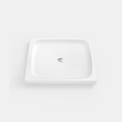 Basic shapes Curva® | Shower trays | Hasenkopf