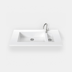 DuPont® sinks pure and simple | Lavelli cucina | Hasenkopf