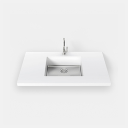 Fontana FSP pure and simple | Kitchen sinks | Hasenkopf