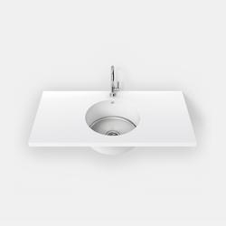 Fontana FSP runde Formen | Küchenspülbecken | Hasenkopf
