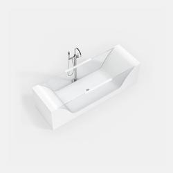 STANDARD BATHTUBS BW-GLAS | Baignoires ilôts | Hasenkopf