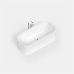 STANDARD BADEWANNEN CURVA®1 | Free-standing baths | Hasenkopf
