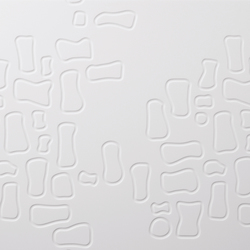 Frescata Struktur FA F001 | Mineralwerkstoff Platten | Hasenkopf