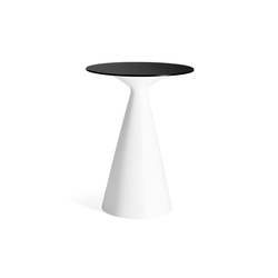 Cone table | Tables mange-debout | Materia