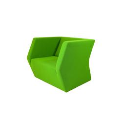 Arro armchair | Poltrone lounge | Nolen Niu