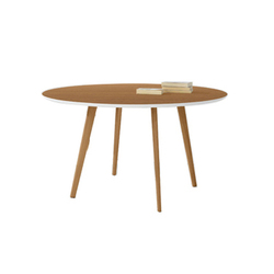 Gher h74 Round top | Restaurant tables | Arper