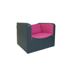 Boa armchair | Fauteuils d'attente | Nolen Niu