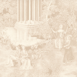 Andantino Beige | Wall coverings / wallpapers | Equipo DRT
