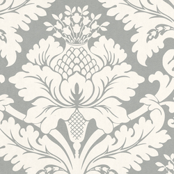 Non Troppo Plata | Wall coverings / wallpapers | Equipo DRT
