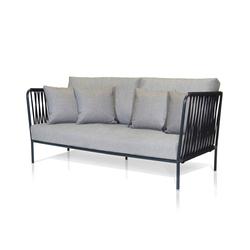 Nido Hand-woven sofa | Garden sofas | Expormim