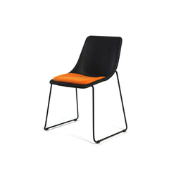 Kola stack RA upholstered | Visitors chairs / Side chairs | Inno