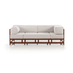 easy pieces lodge sofa | Sofás | Brühl