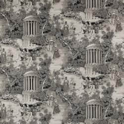 Fontainebleau Negro | Tejidos para cortinas | Equipo DRT