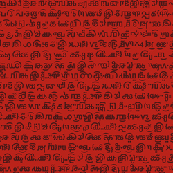Katmandú Rojo | Wall coverings / wallpapers | Equipo DRT