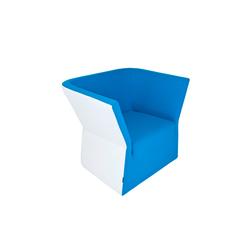 Yo armchair | Poltrone lounge | Nolen Niu