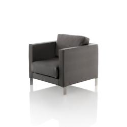 Slim armchair | Garden armchairs | Expormim