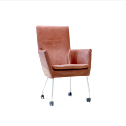 Donna Rock chair | Visitors chairs / Side chairs | Label