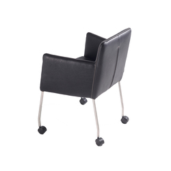 Tiba dining chair | Visitors chairs / Side chairs | Label