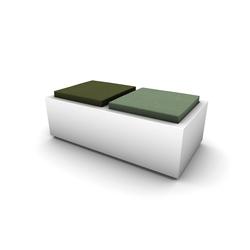 Pads | Elementos asientos modulares | JSPR