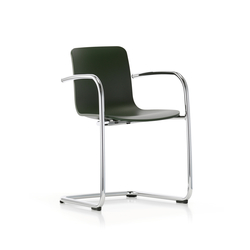 HAL Cantilever Armrest | Visitors chairs / Side chairs | Vitra